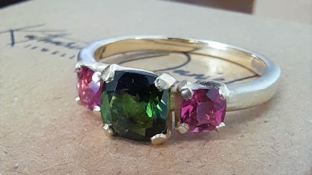 Cant get enough of the green and pink!